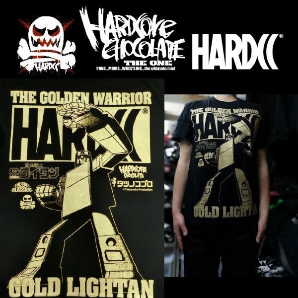 ハードコアチョコレート ゴールドライタン(メカニカル・ダンシング・ブラック) HARDCORE CHOCOLATE moshpunx