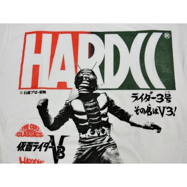 ハードコアチョコレート 仮面ライダーV3(ハリケーンホワイト) HARDCORE CHOCOLATE|moshpunx|04