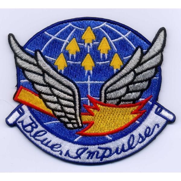 航空自衛隊ブルーインパルス(マークT-2)パッチ