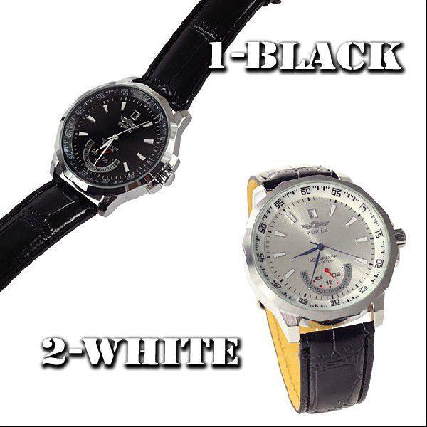 腕時計 メンズ 腕時計 自動巻き オートマチック ビッグフェイス ウォッチ mostshop 04