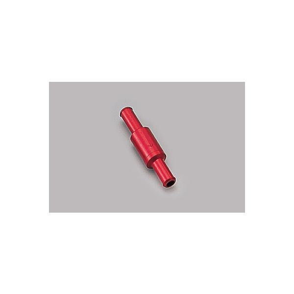 KIJIMA ワンウェイバルブ ボールタイプ(レッド)/6mm 105-151