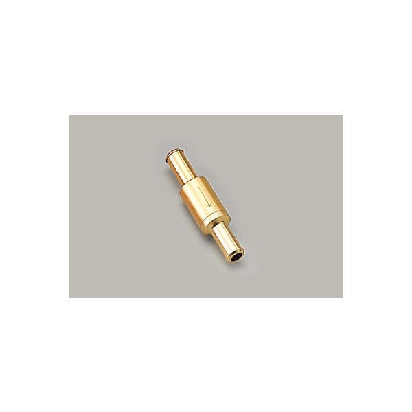 KIJIMA ワンウェイバルブ ボールタイプ(ゴールド)/6mm 105-151G