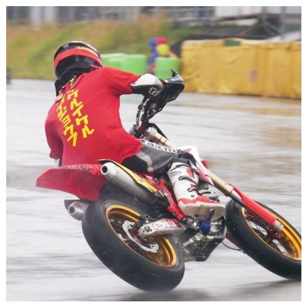 イケルイケルダイジョウブTシャツ|motocrusader