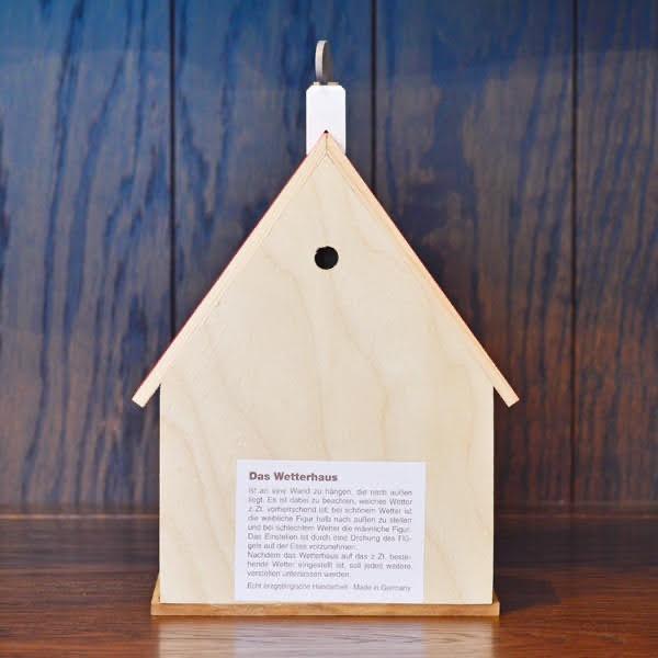 ドイツ木工芸品 天気予報の家 木組の家 赤い屋根|motomachi-takenaka|04