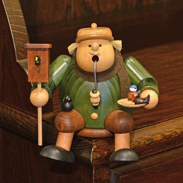 ドイツ木工芸品 煙出し人形 愛鳥家|motomachi-takenaka