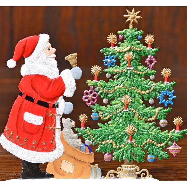 ドイツ錫(すず)飾り・サンタクロース クリスマスツリー プレゼント motomachi-takenaka 04