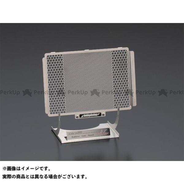 エッチングファクトリー YZF-R15 YZF-R15(08-)用 ラジエターコアガード 黒エンブレム  ETCHING FACTORY|motoride