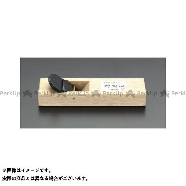 【雑誌付き】エスコ 212x64x50mm かんな(替刃式) ESCO