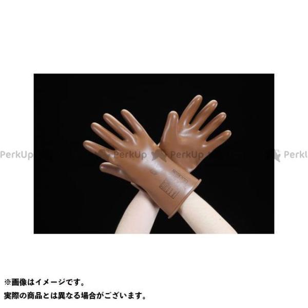 【雑誌付き】エスコ S 低圧用絶縁ゴム手袋(交流600V) ESCO