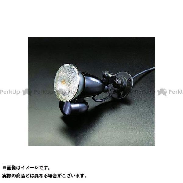 【雑誌付き】エスコ AC100V/100W 人感センサーライト(防雨型) ESCO