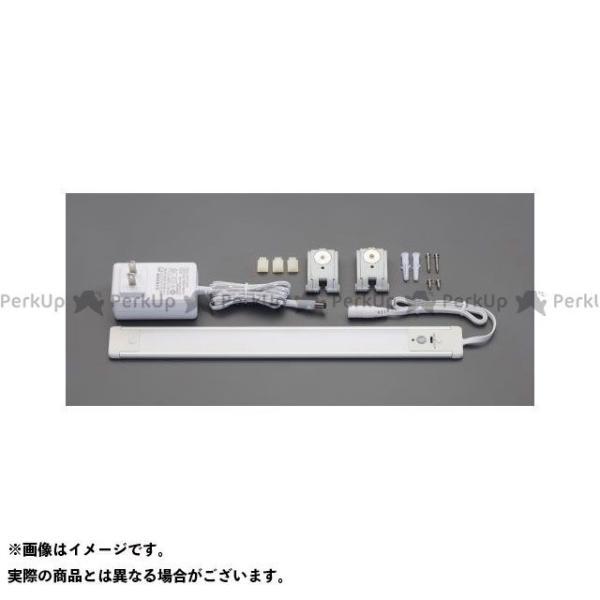 【雑誌付き】エスコ AC100V/7.5W LEDセンサーライト ESCO
