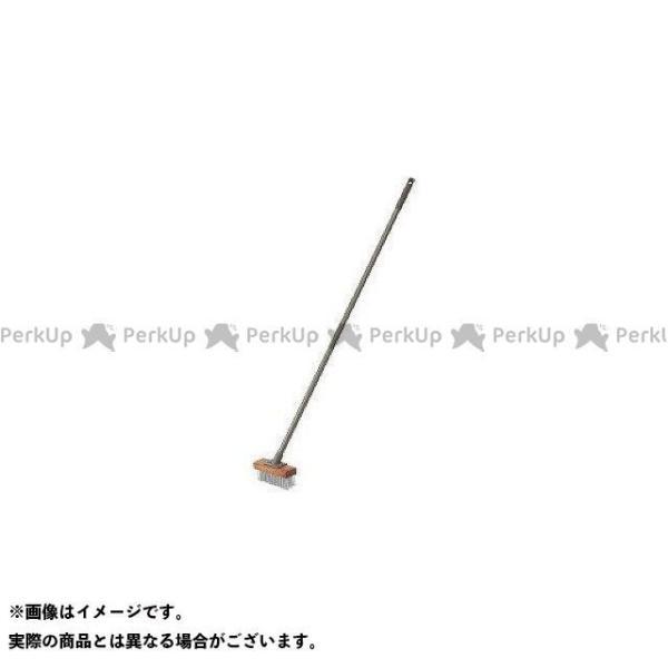 【雑誌付き】エスコ 1340mm ワイヤーブラシ(ロングハンドル/4本) ESCO
