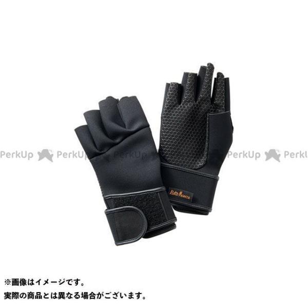 【雑誌付き】プロモンテ GB062U 沢登り用グローブ(ブラック) サイズ:S PUROMONTE