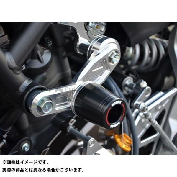 アグラス MT-07 レーシングスライダー 3点セット サブフレームタイプスライダーφ50+クラッチ カラー:ジュラコン/ホワイト タイプ:ロゴ無 …|motoride|04