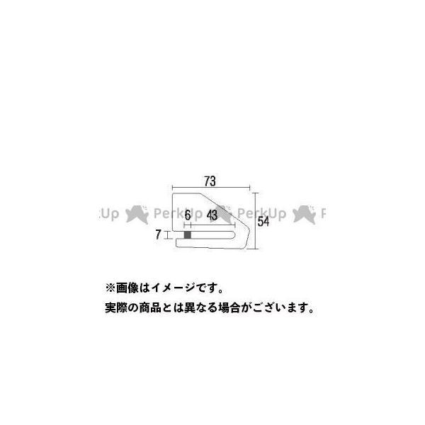 XENA X1 ディスクロック ブラック(X1-BK)  ゼナ|motoride|02