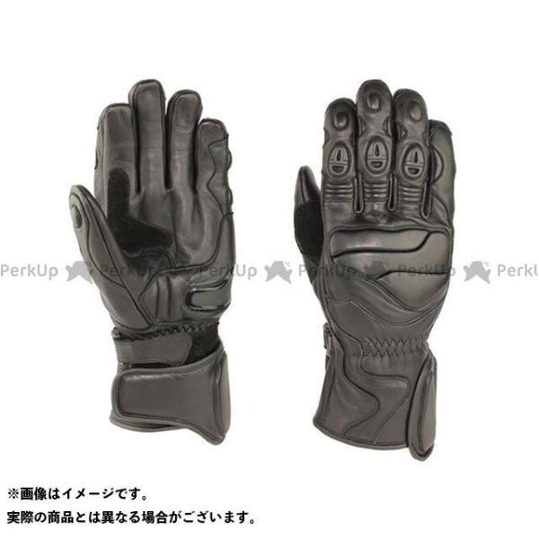 【雑誌付き】ジーキュービック ツーリンググローブ(ブラック) サイズ:LL G-cubic