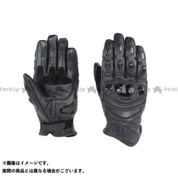 【雑誌付き】ジーキュービック ストレッチショートグローブ(ブラック) サイズ:LL G-cubic