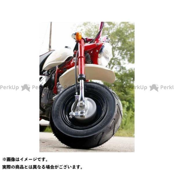 ステディ 8インチワイドタイヤ B77(バナナ) セット 110/80-8・120/70-8   STEADY motoride 03