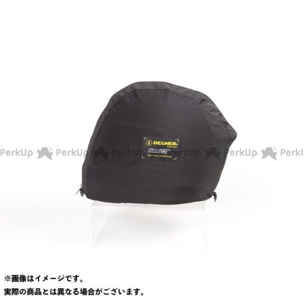 DEGNER NB-161 ヘルメットバッグ(ブラック)  メーカー在庫あり デグナー|motoride