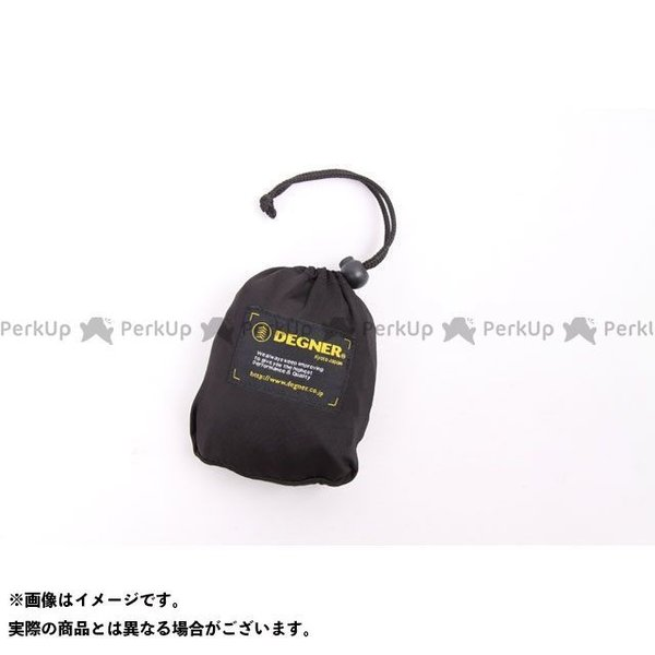 DEGNER NB-161 ヘルメットバッグ(ブラック)  メーカー在庫あり デグナー|motoride|10