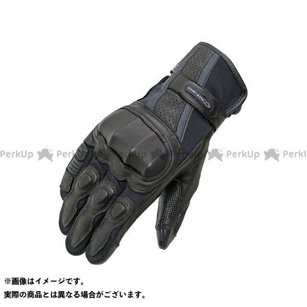 hit air Glove G8 プロテクターグローブ(ブラック) S  ヒットエアー motoride