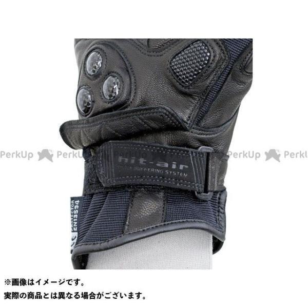 hit air Glove G8 プロテクターグローブ(ブラック) S  ヒットエアー motoride 06