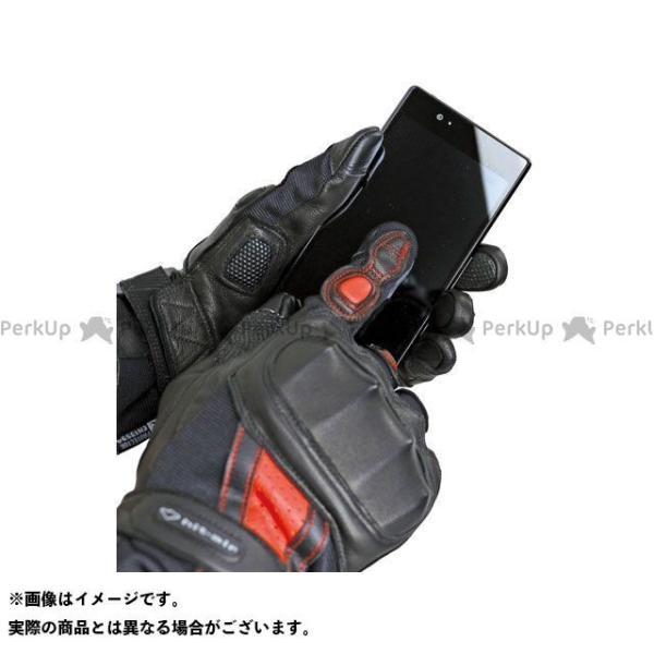 hit air Glove G8 プロテクターグローブ(ブラック) S  ヒットエアー motoride 08