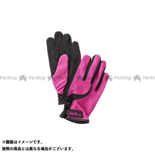 【無料雑誌付き】プロモンテ GB061U UVケアトレッキンググローブ(マゼンタ) サイズ:S PUROMONTE
