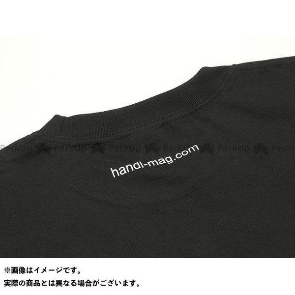 Heritage&Legends Heritage&Legends Heritage&LegendsオリジナルTシャツ(ブラック) M|motoride|02