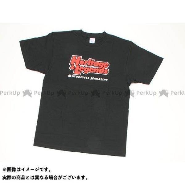 Heritage&Legends Heritage&Legends Heritage&LegendsオリジナルTシャツ(ブラック) XL|motoride