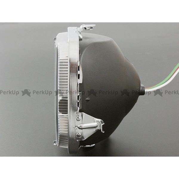 ブライテック 汎用 Truck LED スクエアタイプ ヘッドランプ motoride 05