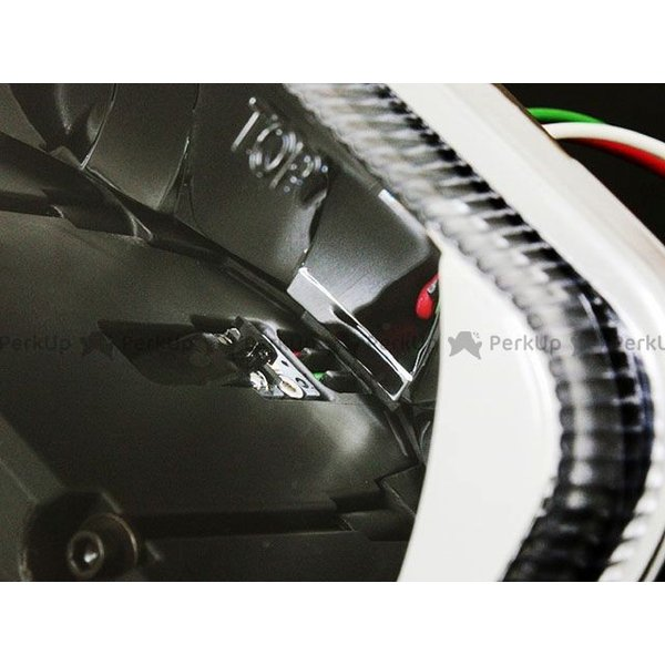 ブライテック 汎用 Truck LED スクエアタイプ ヘッドランプ motoride 07
