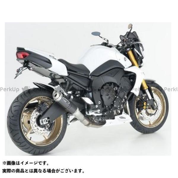Yamaha Fazer 8 FZ8 14 Carbon Oval Muffler Exhaust Slip On 10 11 12 13 14 15