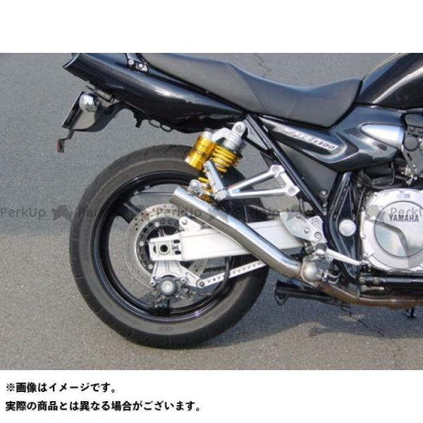【無料雑誌付き】スーパーバイク XJR1300 07 XJR1300 S.P.L ショートスタイル 仕様:ステンレス SuperBike