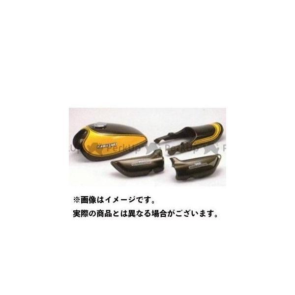 【無料雑誌付き】M-TEC中京 Z1・900スーパー4 Z2・750ロードスター イエローボール タンクセット 仕様:初期&後期兼用 MRS
