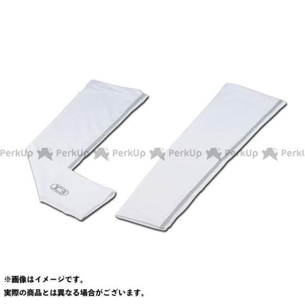 【無料雑誌付き】K3 K3 アームスリーブ(ホワイト) サイズ:メンズL メーカー在庫あり K3