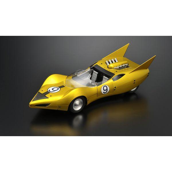 シュインハース PReMo(プレモ)シリーズ 1/18 流星号(ミニカー おもちゃ 車 モデルカー コレクション マッハgogogo デザイン 玩具 車のおもちゃ)|motormagazine