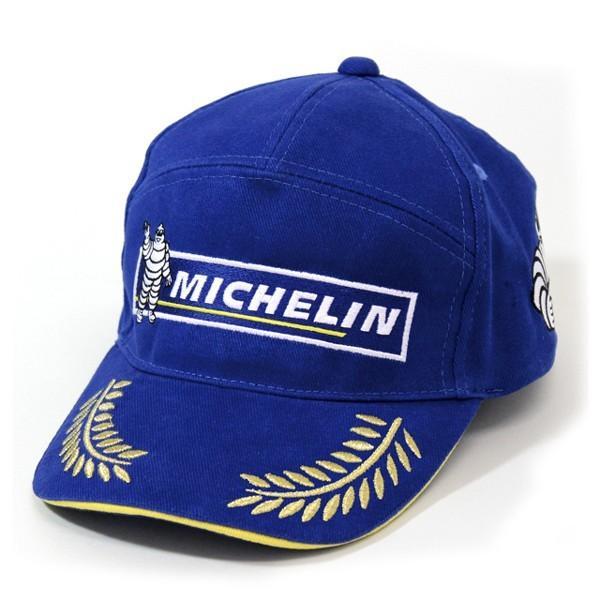 ミシュラン チャンピオンキャップ(MICHELIN Champion cap)280856(グッズ 限定)(あすつく対応/まとめ買いで送料無料)|motormagazine