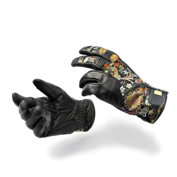 デグナー(DEGNER)ツーリンググローブ TG-25K 花山/花宝(グローブ 手袋 防寒 ライダースグローブ ライダース ライダーズ バイカーズ ツーリング)(送料無料)|motormagazine