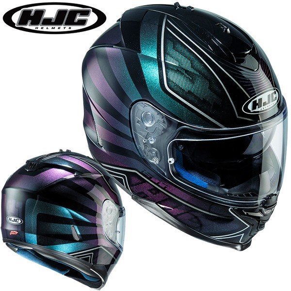 HJC IS-17 オーディン サンバイザー付きフルフェイスヘルメット HJH095 ORDIN|motostyle