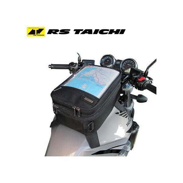 .12 /(L/) (RSTAICHI) RSB301 ブラック ベーシック タンクバッグ RSタイチ
