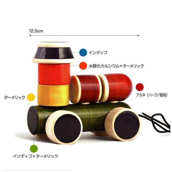 マヤオーガニック MAYA ORGANIC 木のおもちゃプルトイ エンジン(18ヶ月から)【店頭受取も可 吹田】