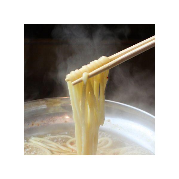 特撰ちゃんぽん麺 1玉 160g motunabe 03
