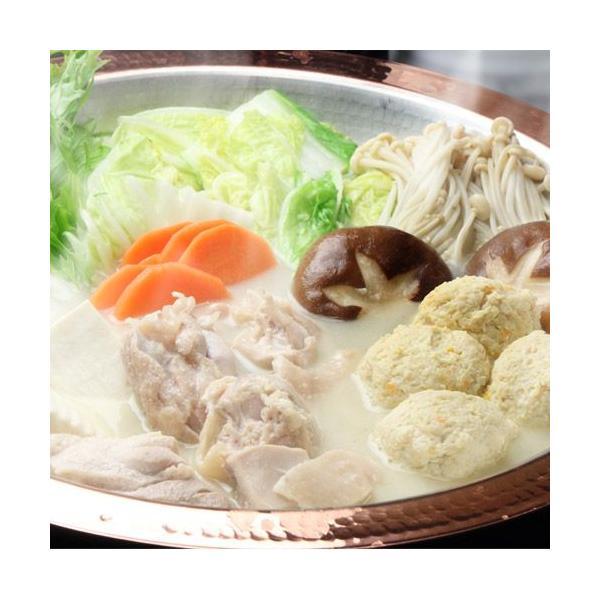 国産鶏つくね 300g 水炊き追加用|motunabe|03