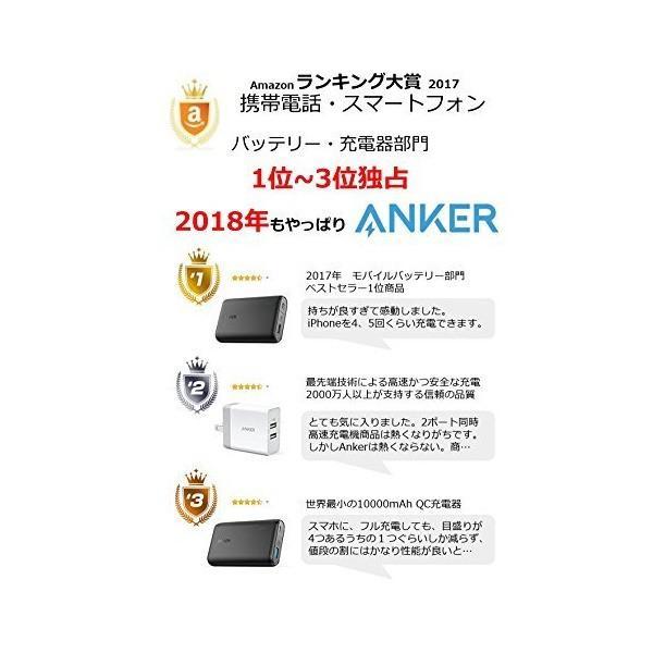 Anker PowerPort 4 (40W 4ポート USB急速充電器) 【急速充電/iPhone&Android対応/折畳式プラグ搭載】 mount-n-online 02