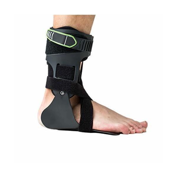 踵関節サポーター 足用サポート 足首用 固定 保護 捻挫 (XS-S, Right)