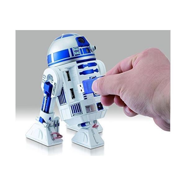 STAR WARS R2-D2 USBハブ