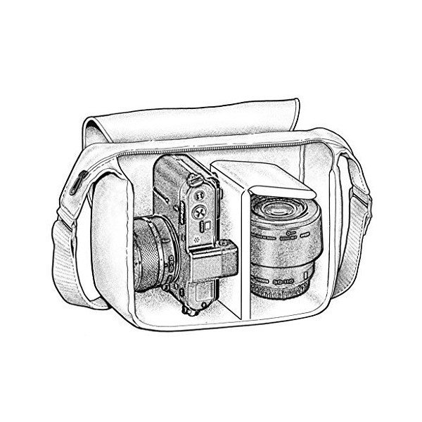 tamrac カメラバッグ アリアシリーズ ショルダーバッグ #5421 BERRY 030743
