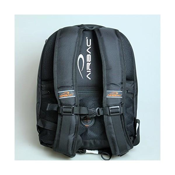 ズームバックパック エアーで肩や腰への負担を軽減 カメラリュック ZOM-01BK
