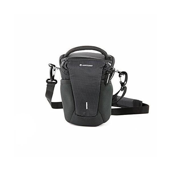 VANGUARD カメラバッグ VEO COLLECTION  ズームバッグ/ホルスター 3.4L 一眼レフ用 ブラック VEO DISCOVER mount-n-online